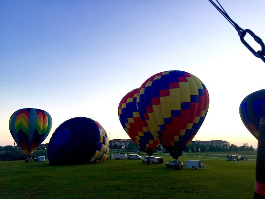 Orlando Balloon Rides- ShareOrlando Review 5