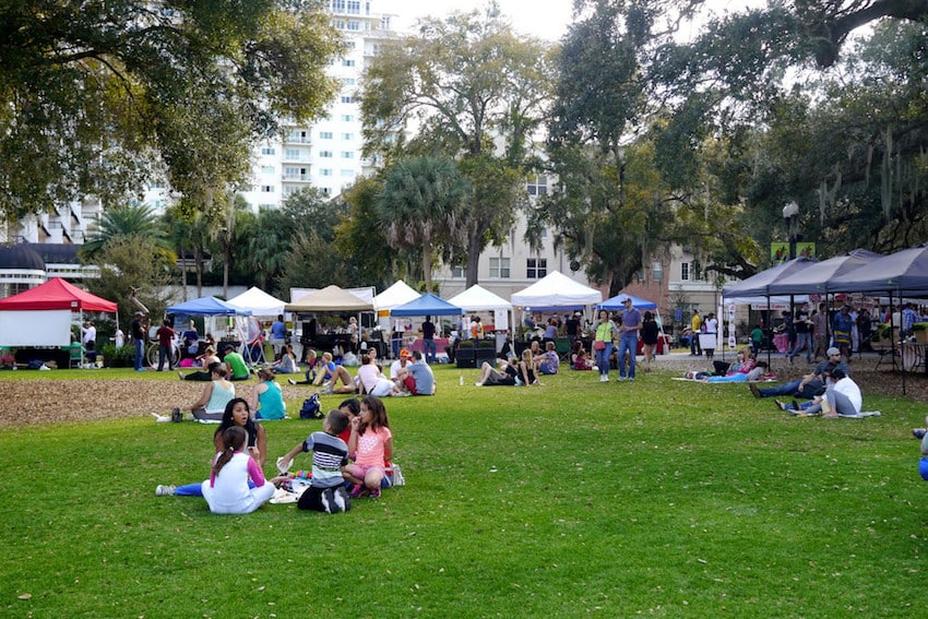 Lake Eola Farmers Market ShareOrlando Review 31