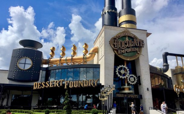 Toothsome Chocolate Emporium - SUWEEEEET!