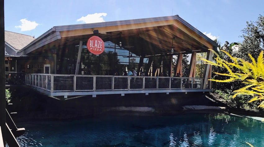 Blaze Pizza - Build Your Own - Disney Springs Review 3