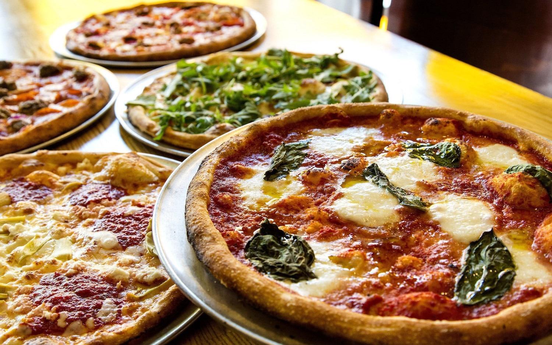 Blaze Pizza - Build Your Own - You Gotta Be Kidding!
