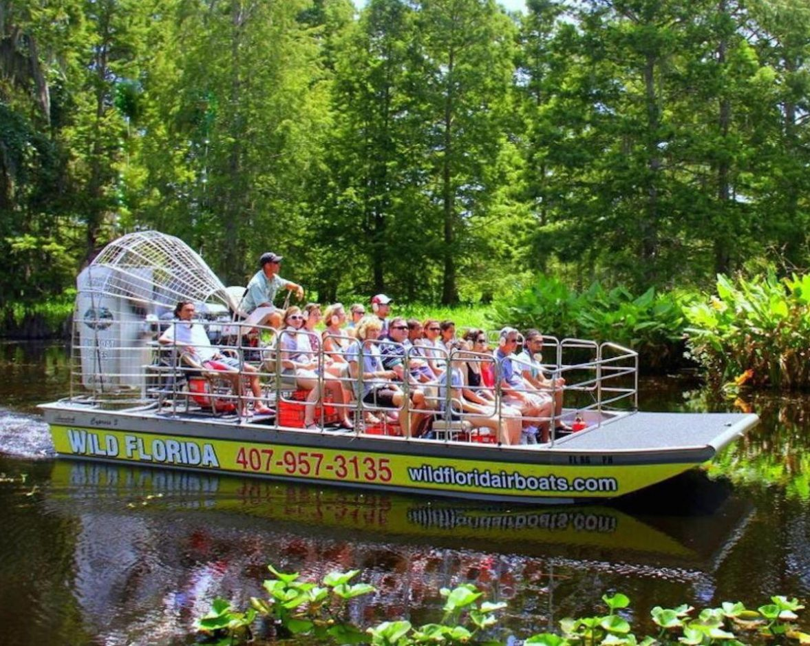 FREE Admission to Wild Florida in June