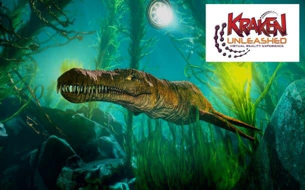 Release the Kraken!!  SeaWorld Orlando just did!!!