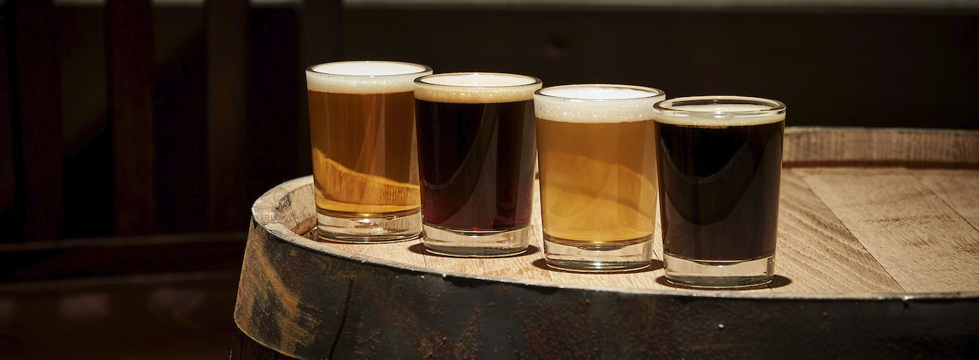 SeaWorld's Craft Beer Festival Weekends Sept 7 - Oct 27