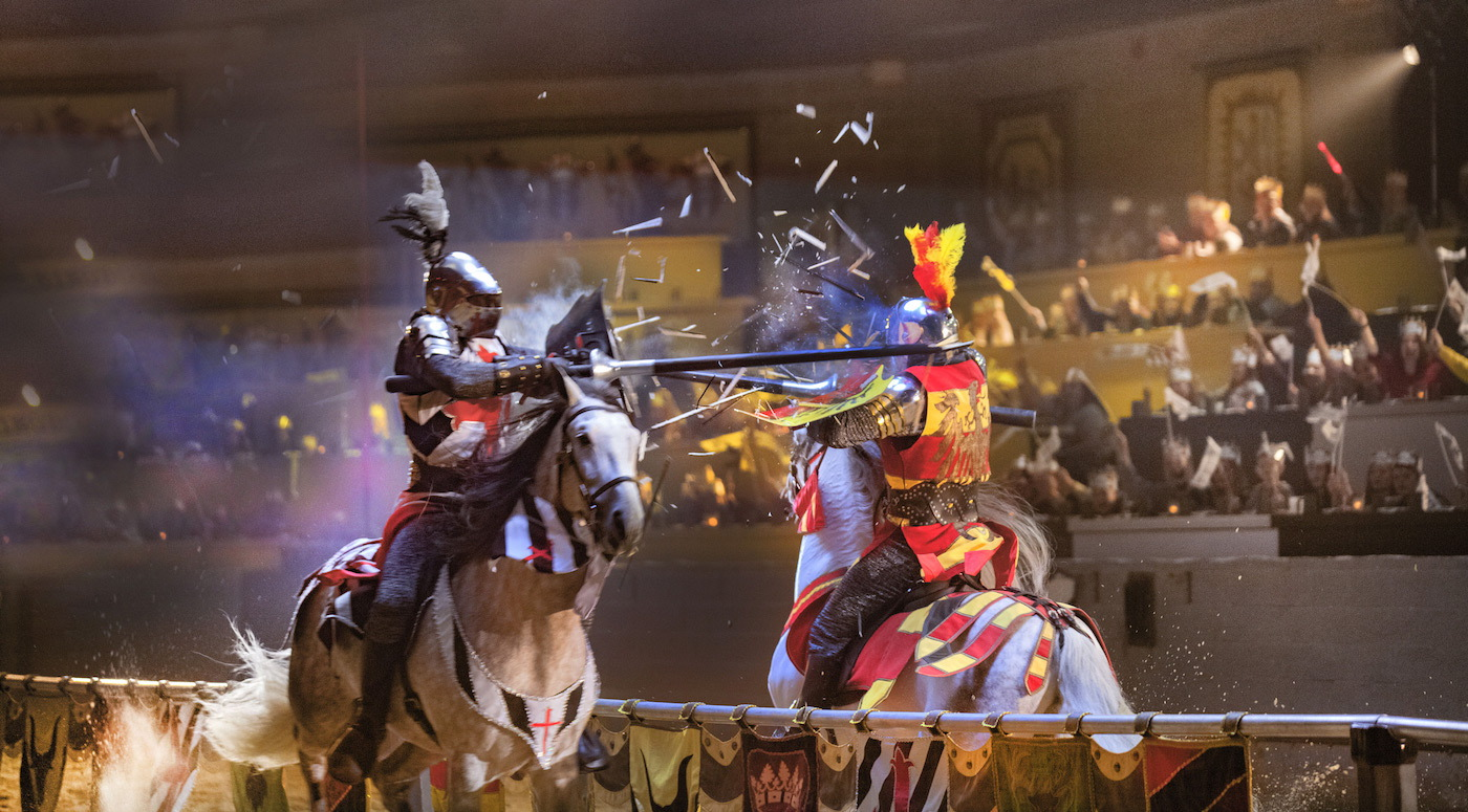 Medieval Times Dinner Theater - ShareOrlando 02